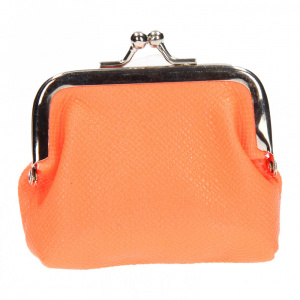 LG-Imports wallet junior 9 x 8 cm polyester orange