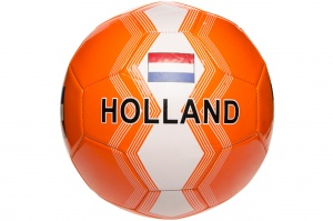 LG-Imports football Holland 22 cm red/white/blue