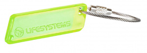 Lifesystems ringhanger Glow Marker 6 cm synthetic green