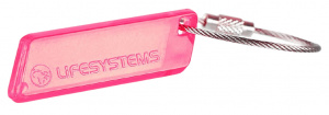 Lifesystems ringhanger Glow Marker 6 cm synthetic pink