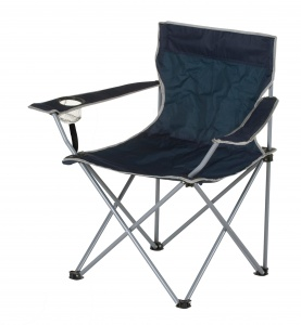 Lifetime Garden camping chair foldable 80 cm blue
