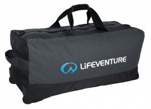 Lifeventure travel bag Expedition 120 litres polyester/nylon black