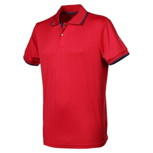 Limited Sports poloshirt dames rood