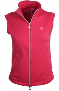 Limited Sports vest mouwloos dames roze