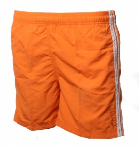 Lotto Heren Korte Broek Pacific Oranje
