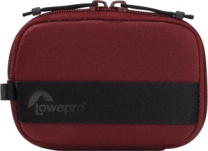 Lowepro camerahoes Seville 20 rood 11,6 x 7,3 x 3,2 cm