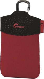 Lowepro camerahoes Tasca 10 rood 10,5 x 8 x 1,2 cm