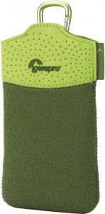 Lowepro camera case Tasca 20 green 12,5 x 8 x 1,1 cm