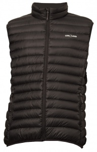 Lowland bodywarmer Optimum Downnylon homme noir