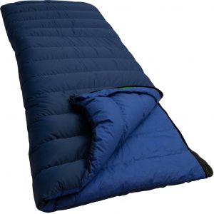 Lowland blanket sleeping bag Companion NC2 220 x 80 cm nylon blue