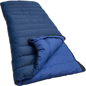 Lowland sleeping bag Companion NC 220 x 200 cm nylon/cotton navy