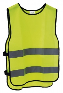 M-Wave Reflective Safety Vest Child Size SM