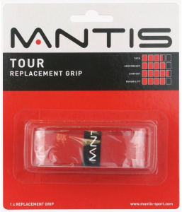 Mantis overgrip Tour Replacement 1,8 mm synthetisch rood