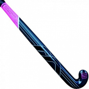 Mercian hockeystick Evolution 0.9 Pro wit/roze 36,5 inch