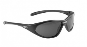 Mighty Kinder-Radbrille Junior schwarz