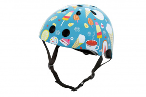 Mini Hornit Lids casque d'enfant Head Candybleu junior