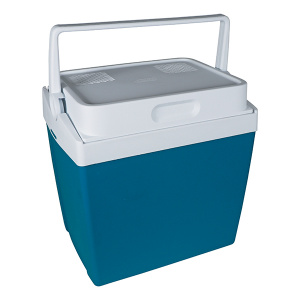 Mobicool cool box V26 25 litres 12/230V 39.5 cm blue