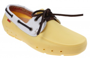 Mocks Mocklite Boater walkers unisex yellow