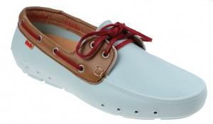 Mocks Mocklite Boater walkers unisex light blue