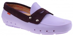 Mocks Mocklite Penny instappers ladies purple