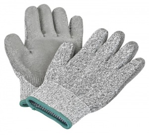 Moses Cut resistant grey gloves