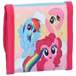 My Little Pony wallet Ponyville 10 x 10 cm pink