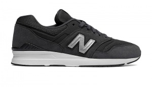 New Balance Sneakers WL697 SHC dames donkergrijs