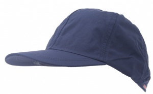 New Port Baseballcap Summer Unisex Marine Blauw Slim Fit