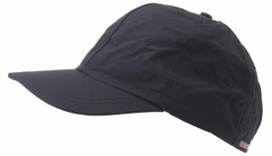 New Port Baseballcap Summer Unisex Zwart Slim Fit