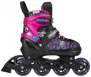 Powerslide Inline Skates Monster High Verstelbaar Paars