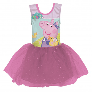 Nickelodeon dress Peppa Pig girls textile pink one-size