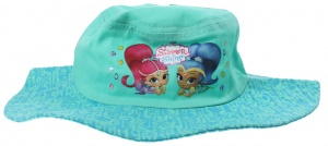 Nickelodeon sun hat Shimmer en Shine girls mint size 48-51