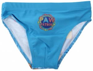 Nickelodeon swimsuit Paw Patrol boys blue