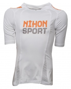 Nihon thermoshirt heren wit