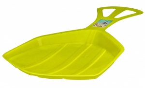 Nijdam Sled sliding mat Duo Grip Yellow