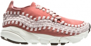 Nike sneakers Air Footscape dames roze