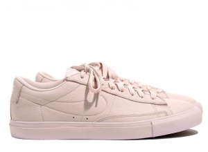 Nike sneakers Blazer Low heren lichtroze