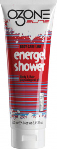 Ozone Elite douchegel Energel 250 ml rood/wit