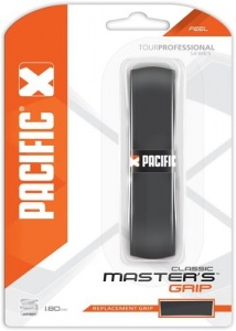 Pacific Masters Grip Classic Feel Zwart All Racquets 1.80 mm