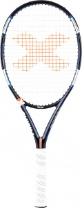 Pacific tennisracket BXT Speed blauw gripmaat L1