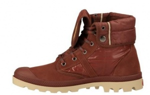 Palladium Pallabrouse Baggy EX Rubion Heren Rood