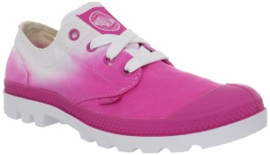 Palladium Veterschoenen Blanc Oxford Dames Roze