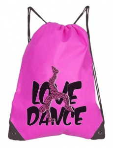 Papillon backpack Love Dance42 cm pink