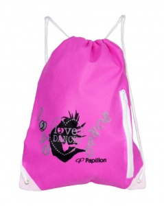 Papillon backpack love dance pink 42 cm
