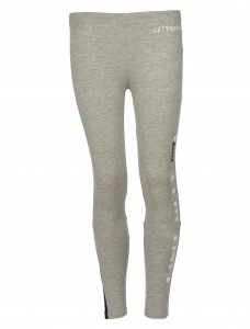 Papillon sportlegging dance mode on meisjes grijs