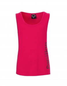 Papillon sports top ladies fuchsia