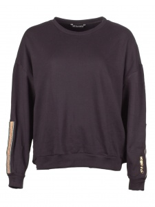 Papillon sweatshirt Rose Gold dames paars