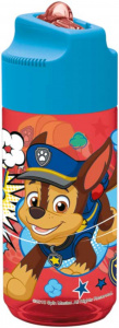 Nickelodeon drinking bottle Paw Patrol 430 ml junior tritan red/blue