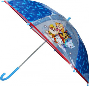 Nickelodeon children's umbrella Paw Patrol 63 cm polyester blue