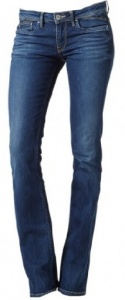 Pepe Jeans Quayle Dames Jeans Lichtblauw